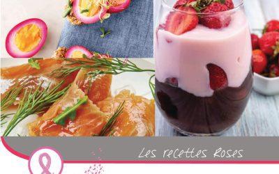 Les recettes d'Octobre rose !